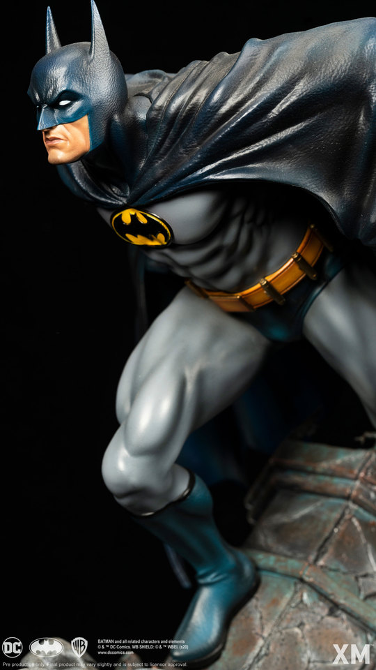 Premium Collectibles : Batman 1972 Cover Art 1/6 3dckv8