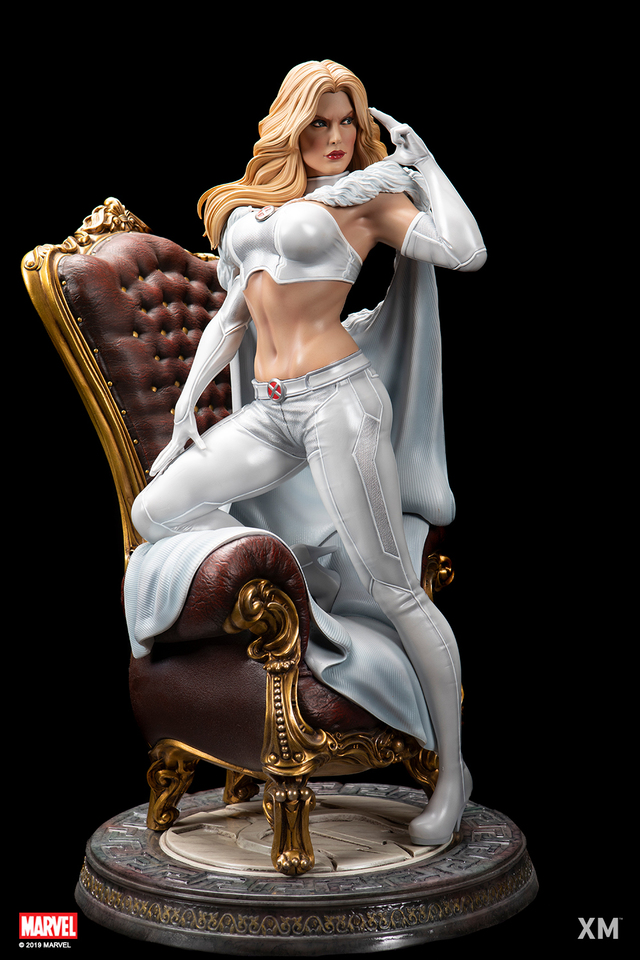 Premium Collectibles : Emma Frost 3e0kp6