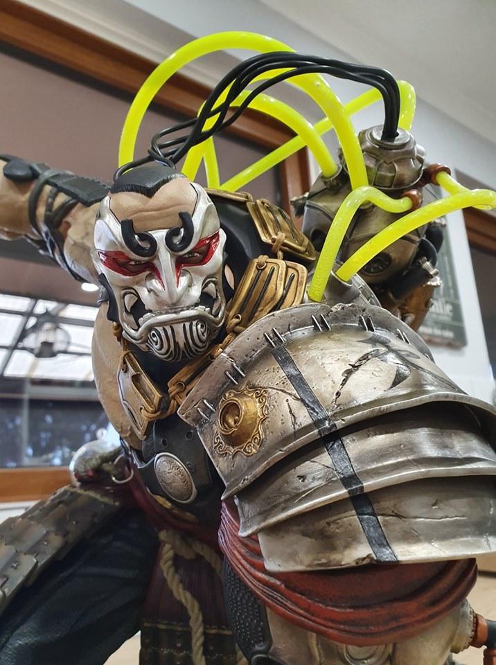 Samurai Series : Bane 3eokti