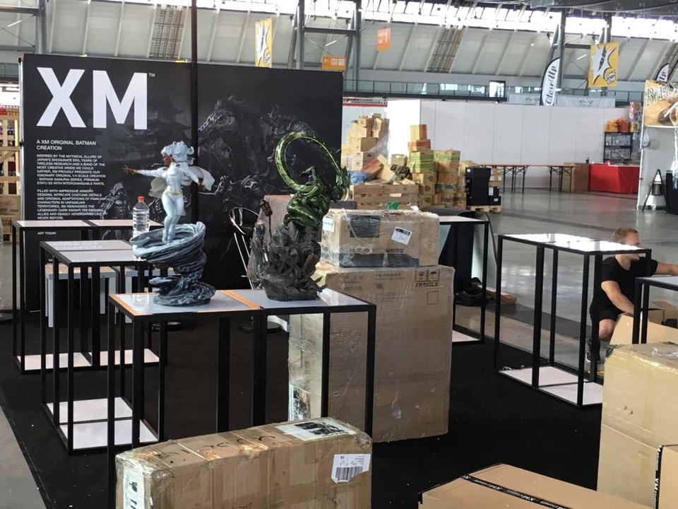 XM Studios: Comic Con Germany Stuttgart 2018  3exs6w