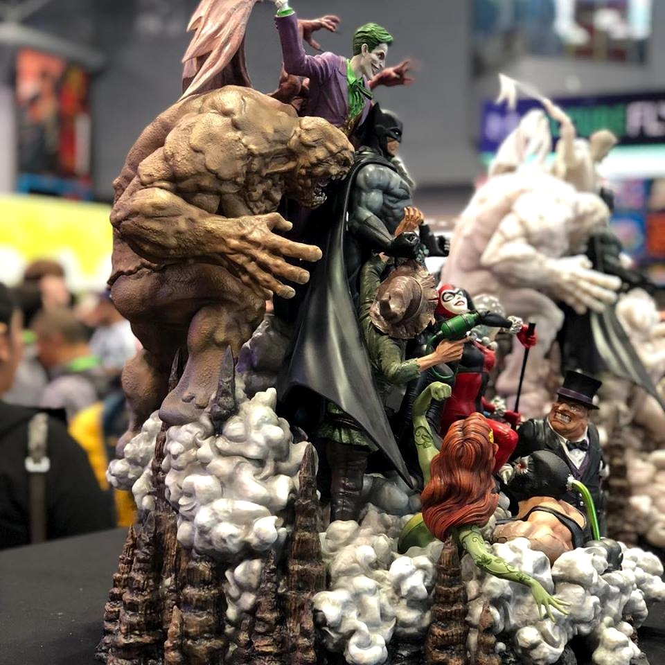 XM Studios: Coverage NYCC 2018 - October 4th to 7th 3f7czz