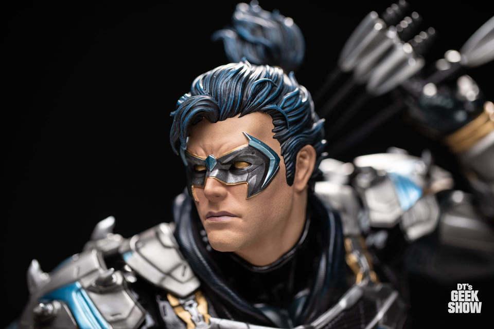 Samurai Series : Nightwing 3h8jl6