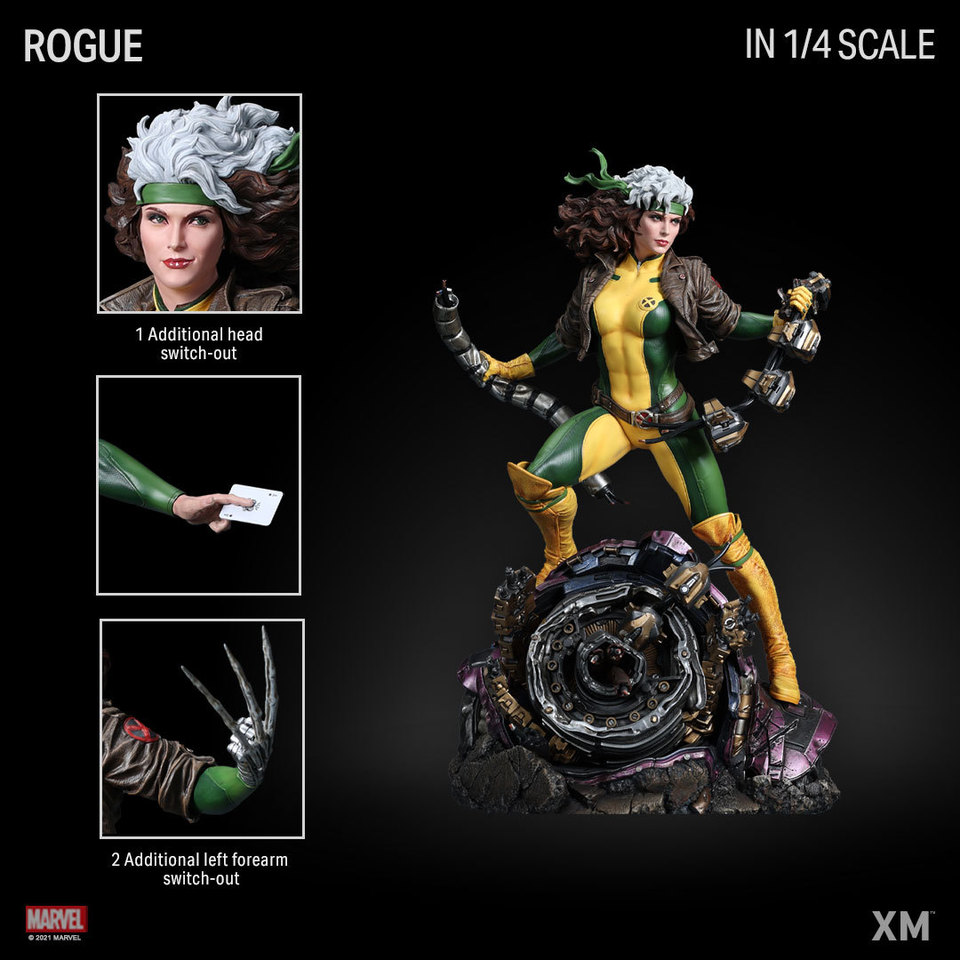 Premium Collectibles : Rogue 1/4 Statue 3mkjoh