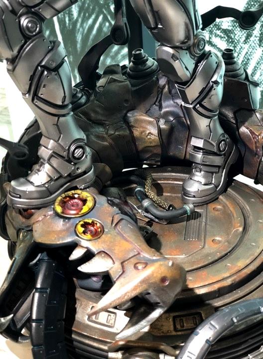 Premium Collectibles : JLA Cyborg 1/6**   3mvj8c