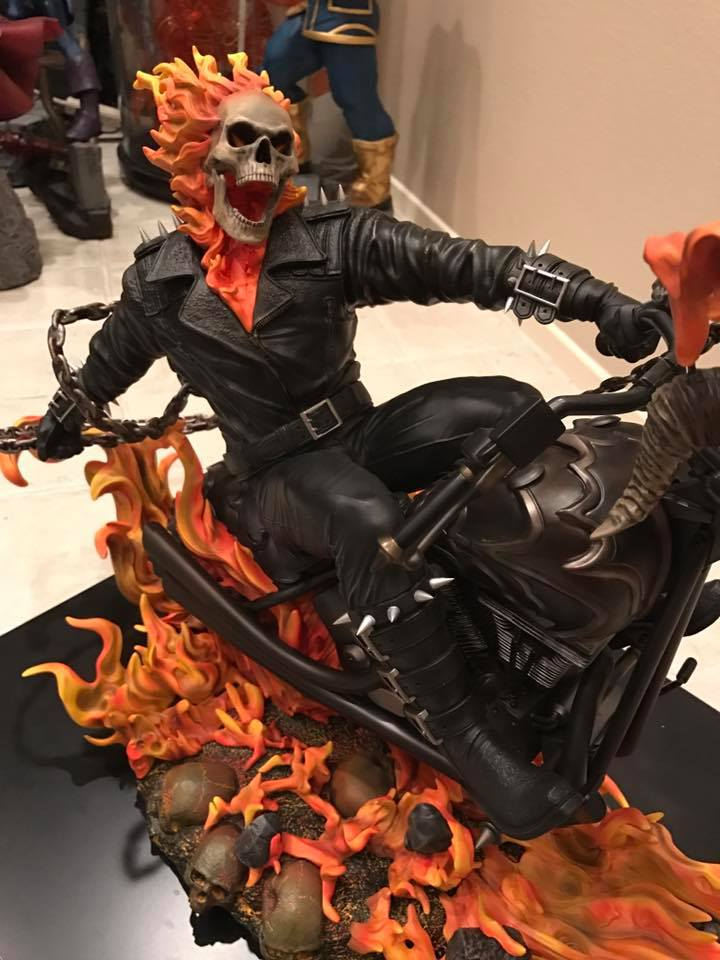 Premium Collectibles : Ghost Rider - Page 6 3odkh3