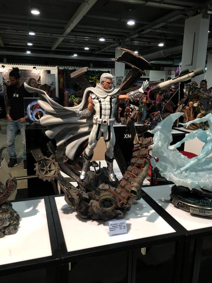 XM Studios: Coverage Fantasy Basel 2019 - May 3rd to 5th   3pekfv