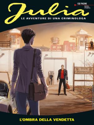 Julia N. 253 - L'Ombra Della Vendetta (Ottobre 2019)