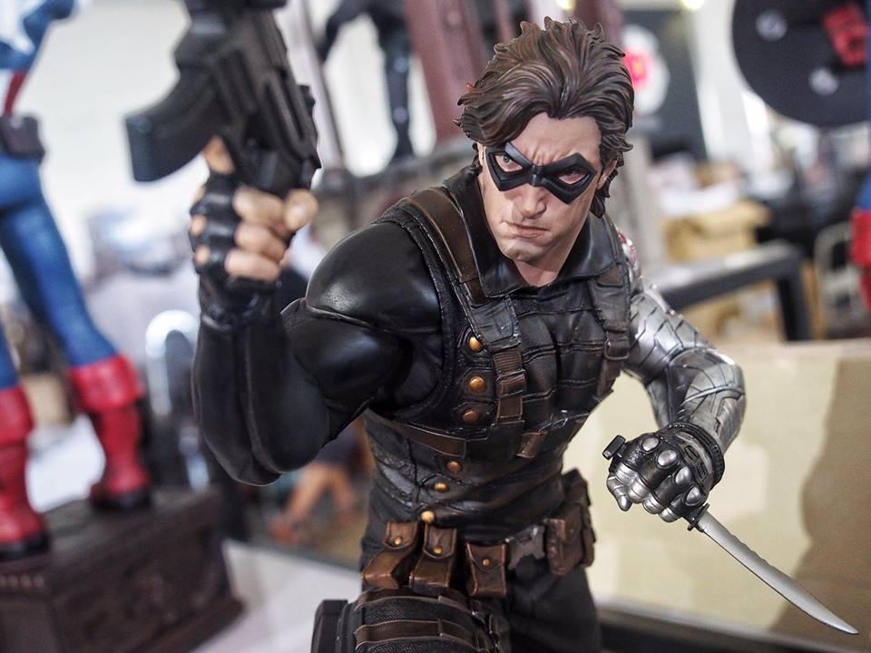 Premium collectibles : Winter Soldier  3q0ulg