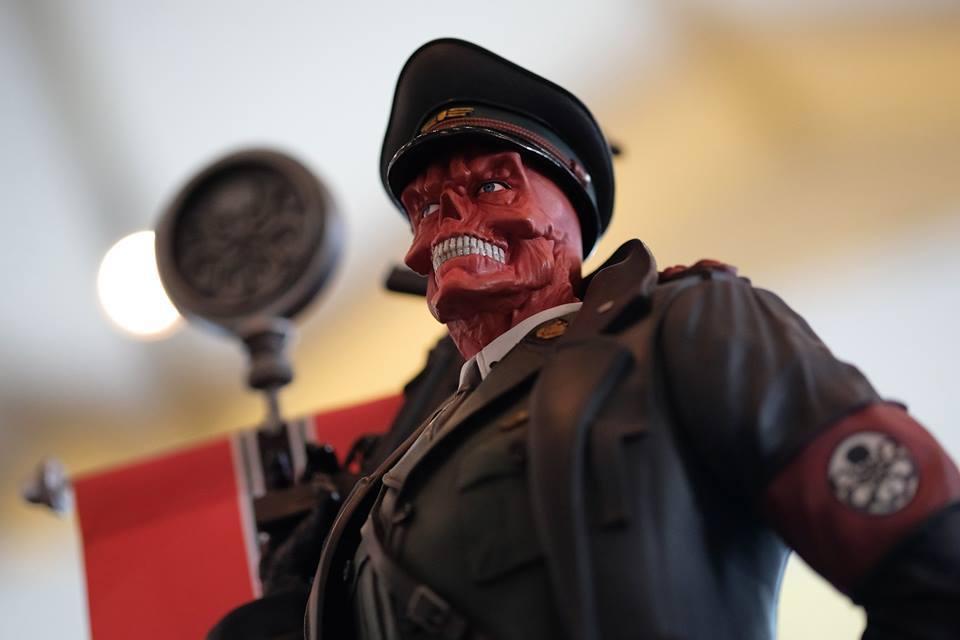 Premium Collectibles : Red Skull 3qju6c