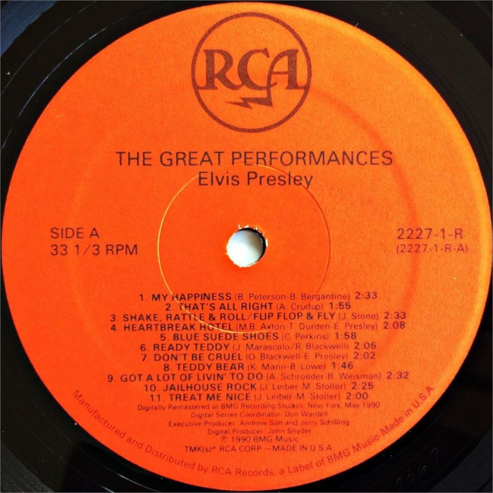 THE GREAT PERFORMANCES 3rpkn6