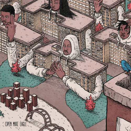 Open Mike Eagle - Brick Body Kids Still Daydream (2017)