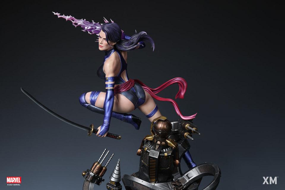 Premium Collectibles : Psylocke 1/4 Statue 3s7j1z