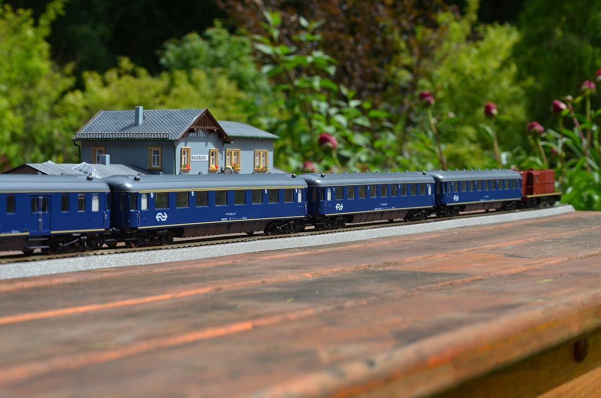 Железнодорожная станция Burgstein