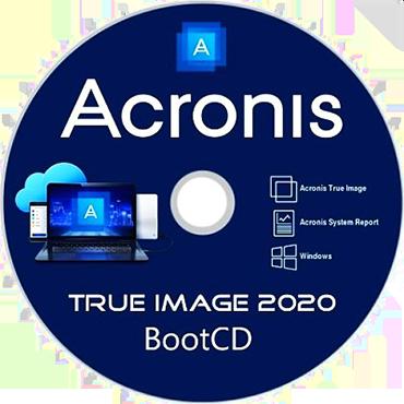 Acronis True Image 2020 Build 25700 Boot ISO - Ita