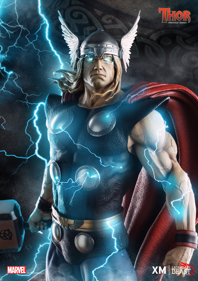 Premium Collectibles : Thor 1/3 3svj75