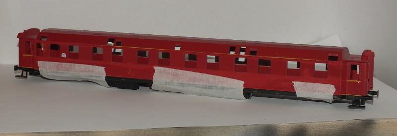 [H0] Wagen 820-601 der VES/M  Halle(S) 3t4smi