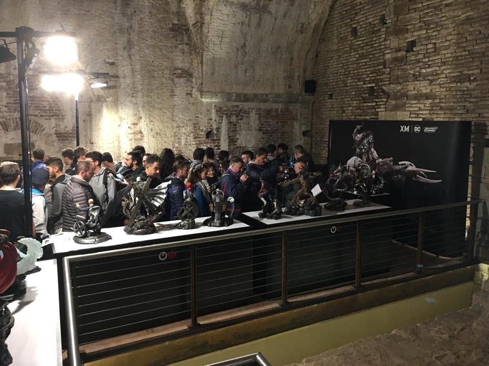XM Studios: Coverage Lucca 2018 - Oct. 31th to Nov. 4th   3t5e1e