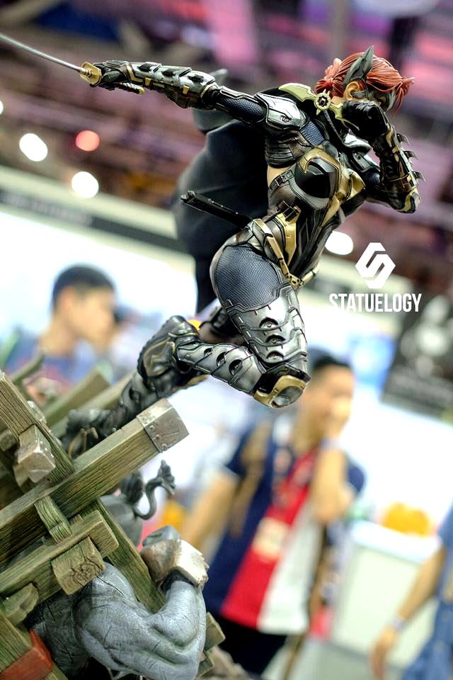 Samurai Series : Batgirl 3txuh5
