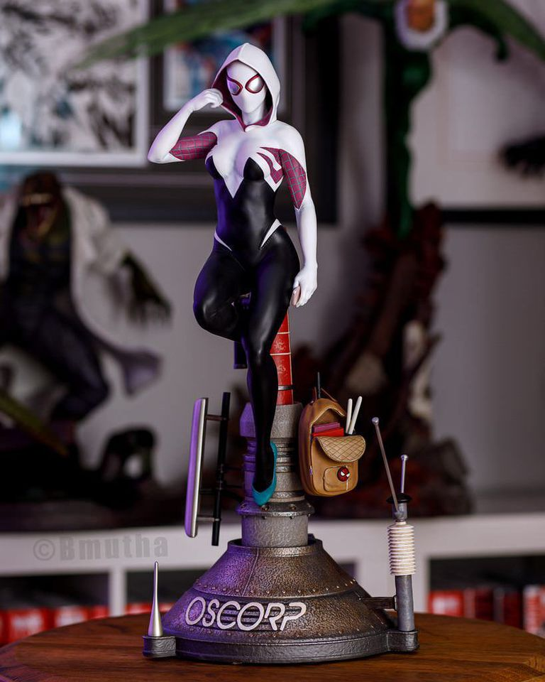 Premium Collectibles : Spider-Gwen 3wbo9y