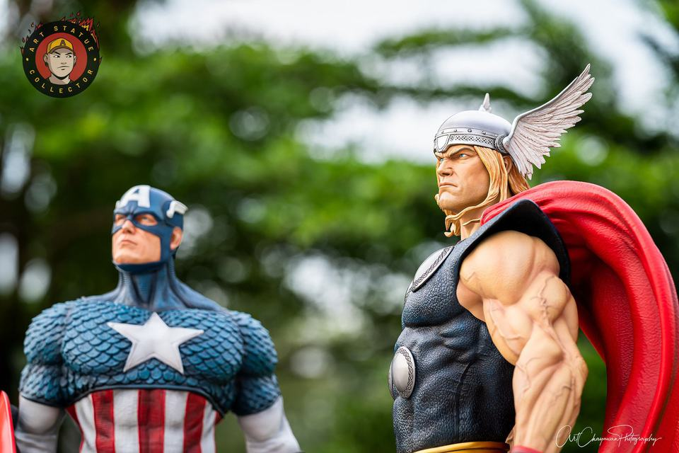 Premium Collectibles : Thor 1/3 3wzjsf