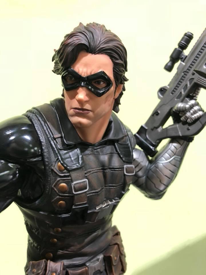 Premium collectibles : Winter Soldier  3x1s8t