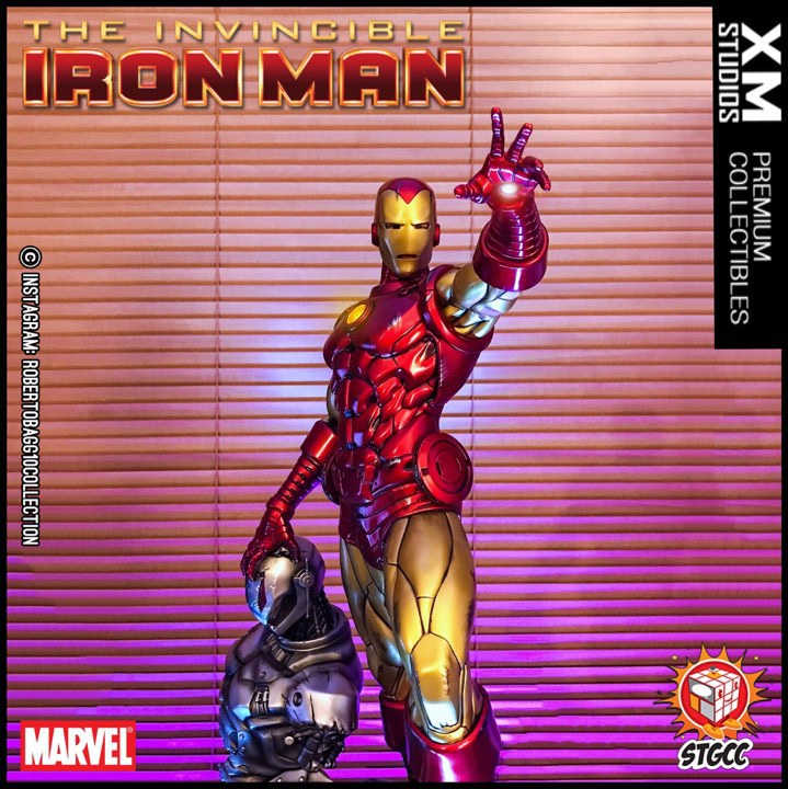 Premium Collectibles : Iron Man classic - Page 4 3x1y85