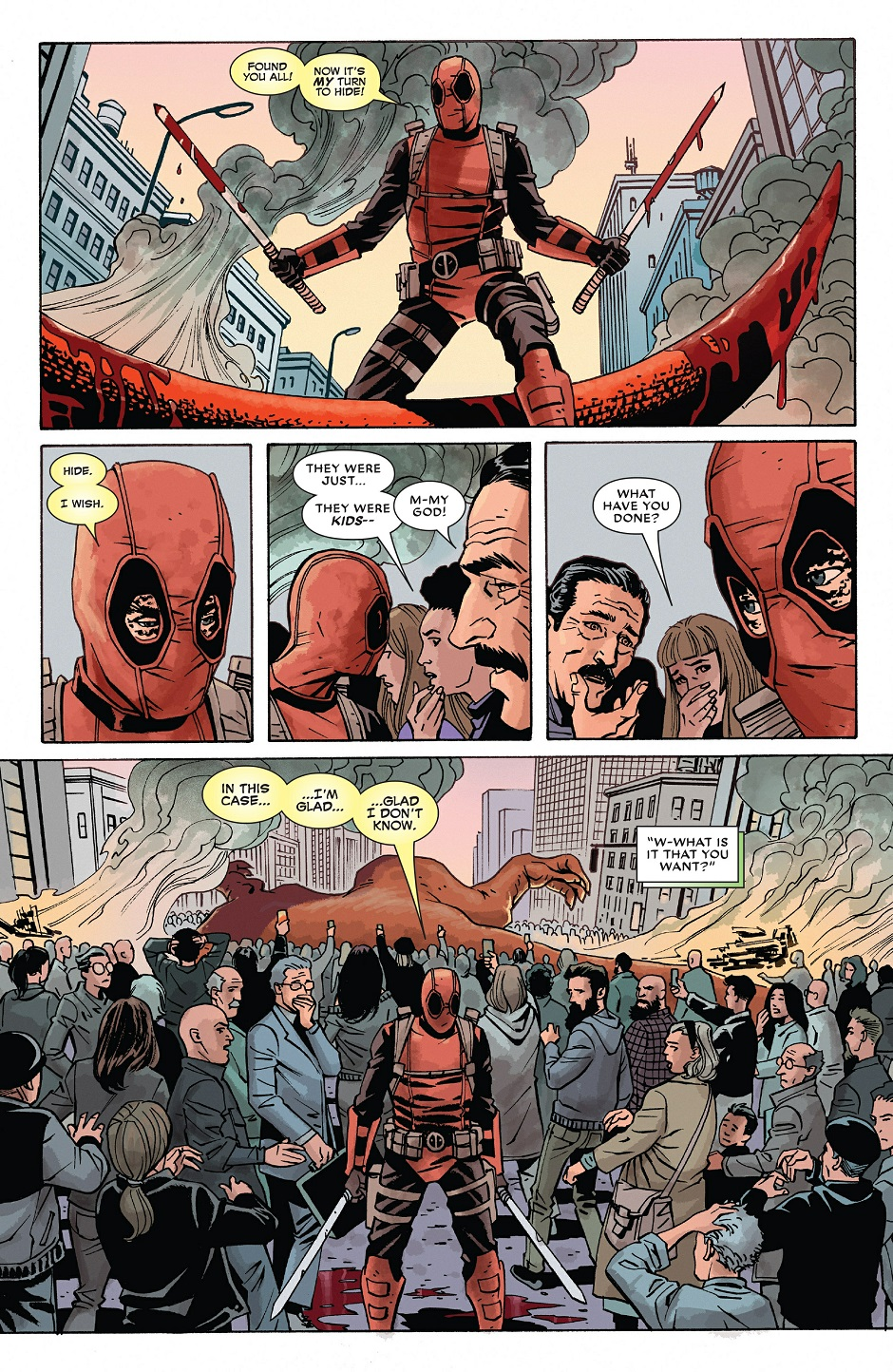 Deadpool Kills The Marvel Universe Vol 2 Imgur