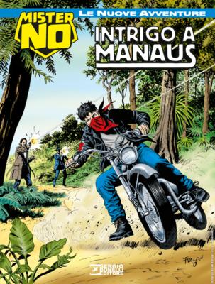 Mister No - Le Nuove Avventure 007 - Intrigo a Manaus (Gennaio 2020)