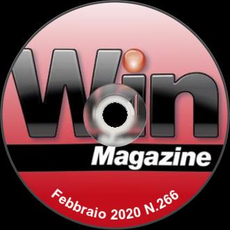 Win Magazine n. 266 - Febbraio 2020 [CD-ROM] - Ita