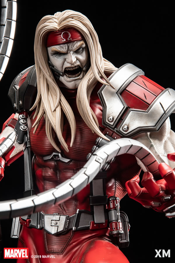 Premium Collectibles : Omega Red - Comics version** 3y6k36