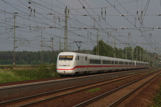 402 020-2 Meiningen Wunstorf Industriegebiet Süd