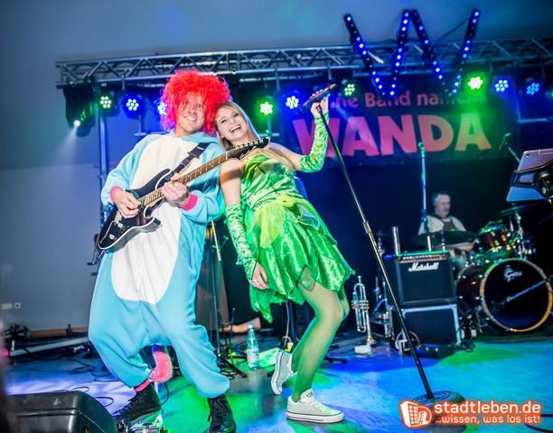Eine Band namens Wanda