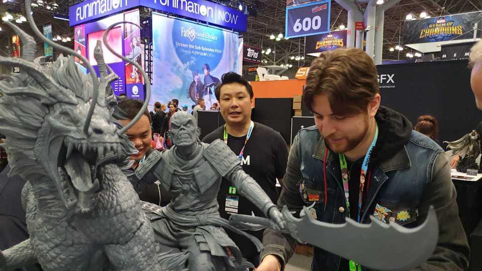 XM Studios: Coverage New York Comic Con 2019 - October 3rd to 6th  402jon