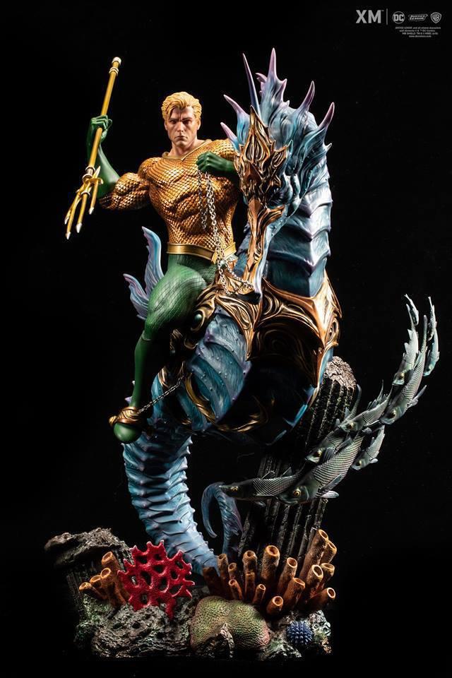Premium Collectibles : JLA Aquaman 1/6**   40684647_214173219604xvdsp