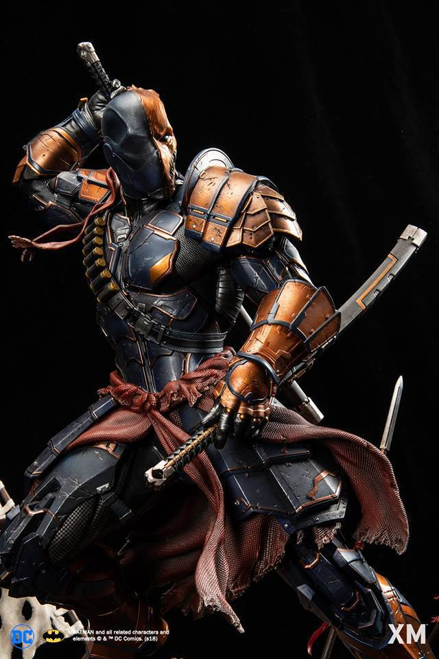 Premium Collectibles : Deathstroke** 40684871_214173569938gnesw