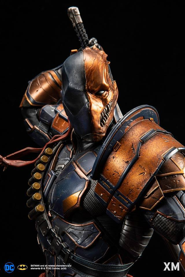 Premium Collectibles : Deathstroke** 40814260_214173595938infvn