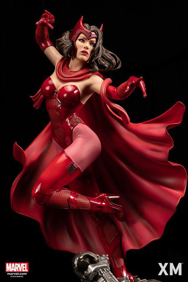 Premium Collectibles : Scarlet Witch** 40814667_214253443263tneo7