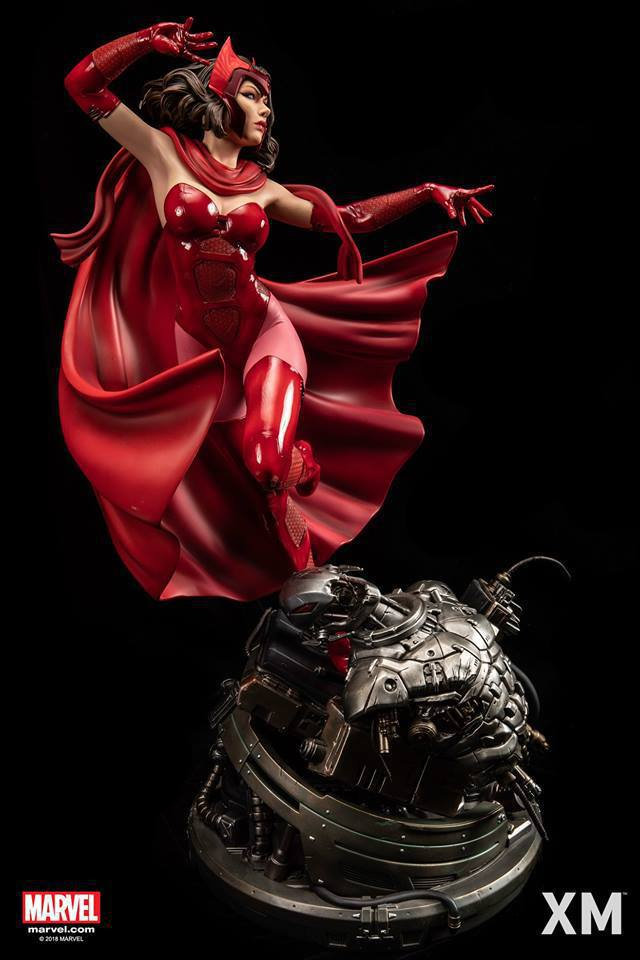 Premium Collectibles : Scarlet Witch** 40833781_2142534532635pdk1