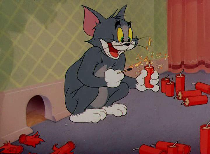 Tom & Jerry: Evdeki Ses Ekran Görüntüsü 1