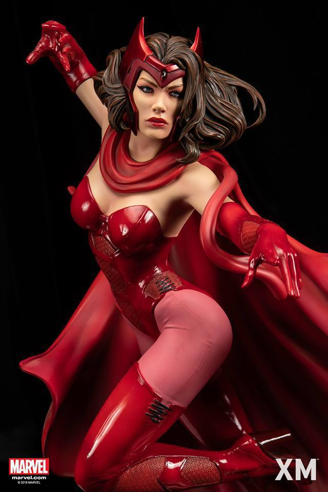 Premium Collectibles : Scarlet Witch** 40912882_21425344459688cqs