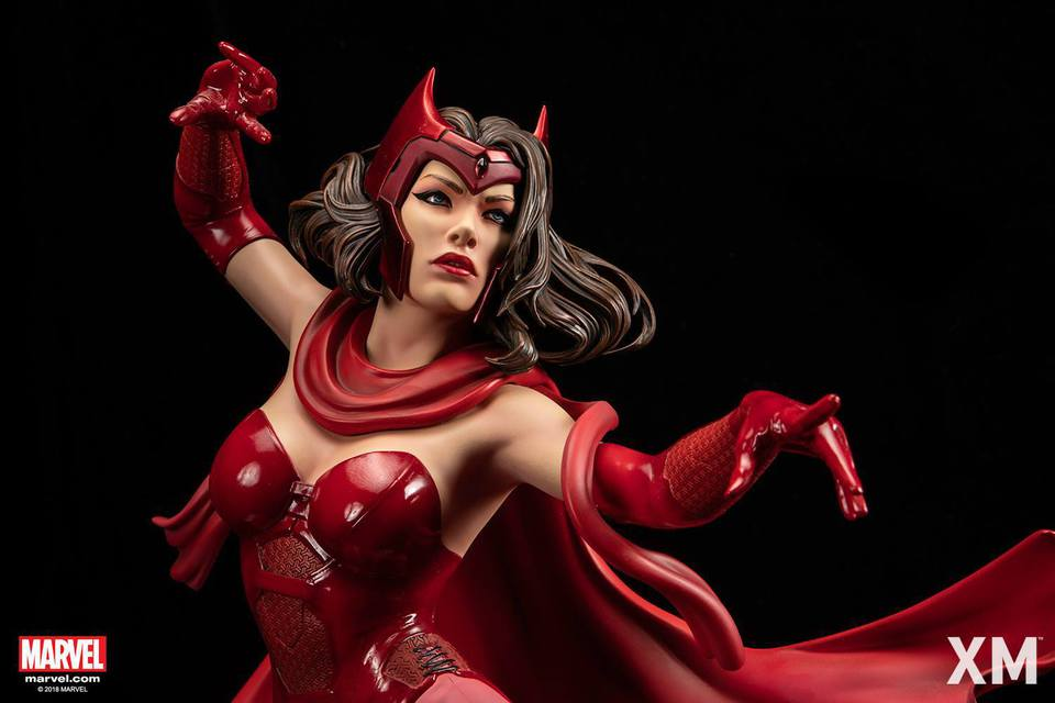 Premium Collectibles : Scarlet Witch** 40994720_2142534412634kf11