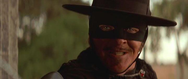 Maskeli Kahraman Zorro Ekran Görüntüsü 2