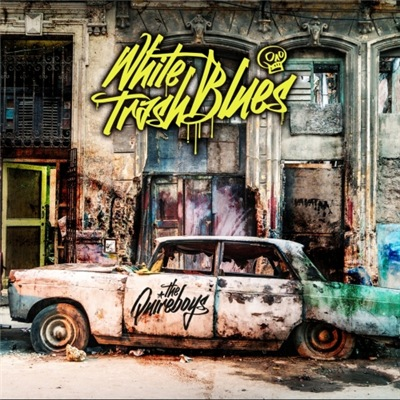 The Quireboys - White Trash Blues (2017)