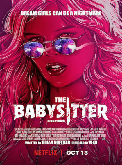 Bebek Bakıcısı – The Babysitter 2017 HDRip XviD Türkçe Dublaj indir