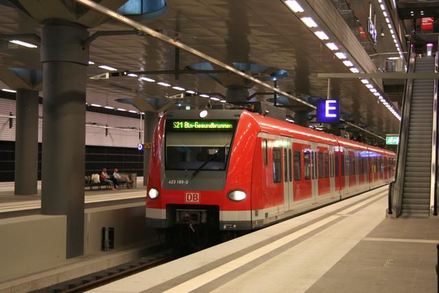 423 189-0 Berlin Hbf