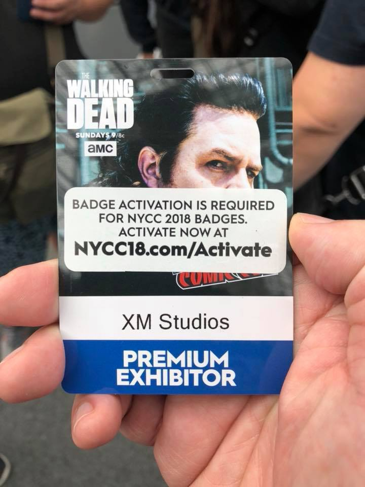 XM Studios: Coverage NYCC 2018 - October 4th to 7th 42930607_215742382781tif0r
