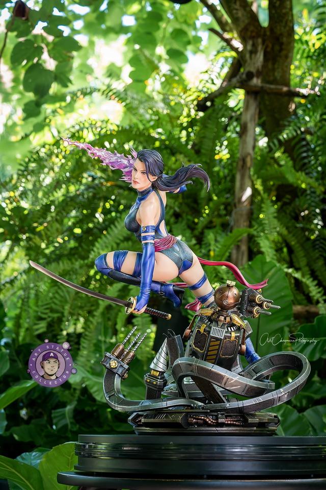 Premium Collectibles : Psylocke 1/4 Statue 42hjki