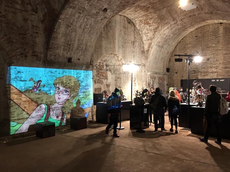 XM Studios: Coverage Lucca 2018 - Oct. 31th to Nov. 4th   42ieuo