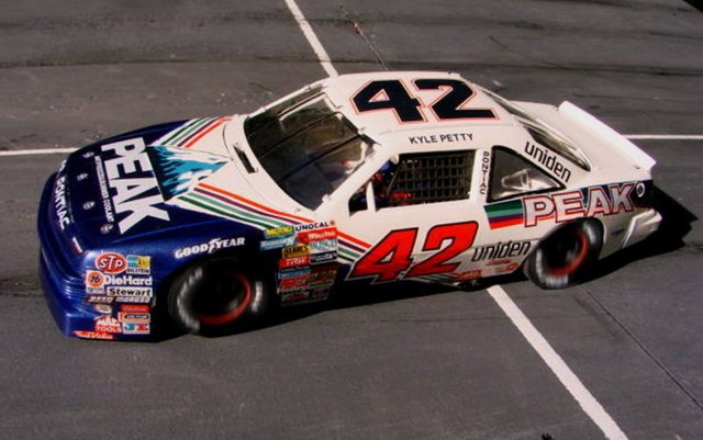 Randy Ayers Nascar Modeling Forums View Topic 42 Peak