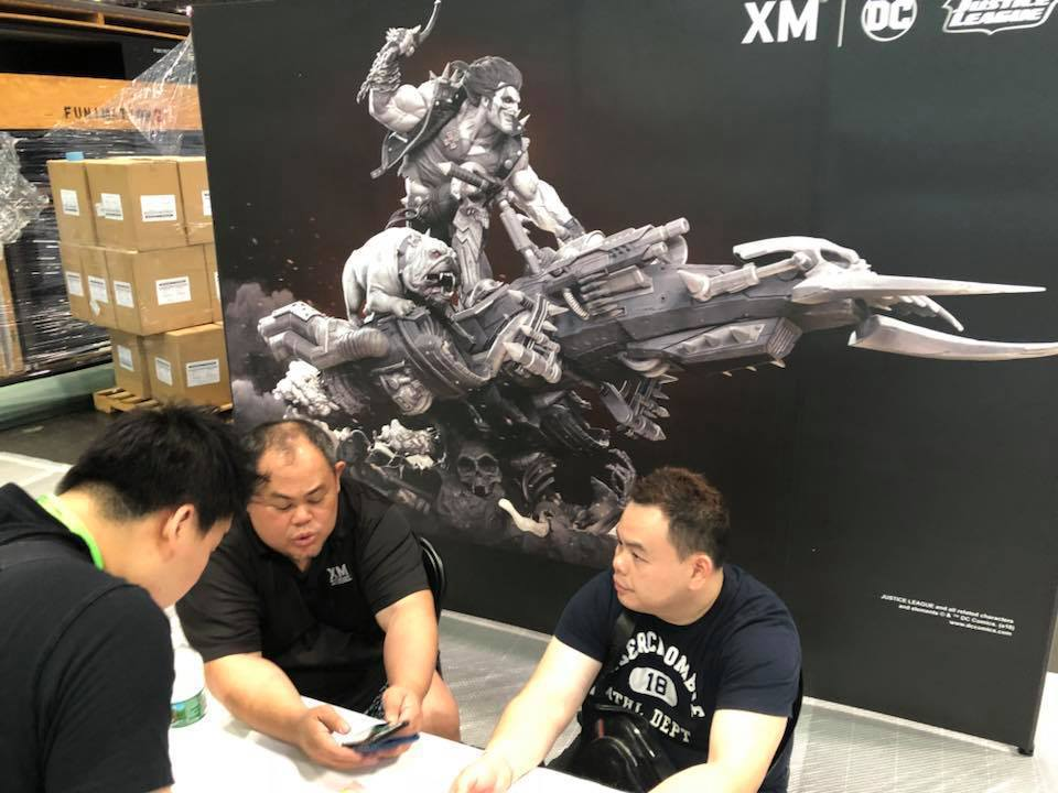 XM Studios: Coverage NYCC 2018 - October 4th to 7th 43000418_226248516070muel9